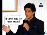 When Indians do corruption, they hide it very well till they get caught: Shah Rukh Khan