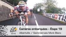 Onboard camera / Caméra embarquée - Étape 19  - Tour de France 2016
