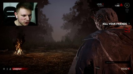 CRAZY KILLER ON THE LOOSE | Dead By Daylight