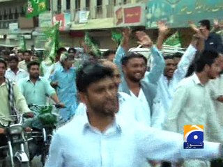 PML-N sweeps AJK elections -22 July 2016