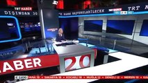 Ana Haber 20, (TRT Haber, 25 Ocak 2015)