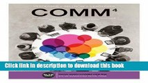 Read Books COMM (with COMM Online, 1 term (6 months) Printed Access Card) (New, Engaging Titles