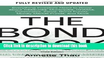 Read Books The Bond Book, Third Edition: Everything Investors Need to Know About Treasuries,