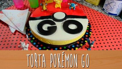 Torta Pokémon GO   Comamos Casero