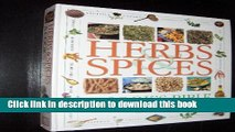Download The Encyclopedia of Herbs and Spices: The Ultimate Guide to Herbs and Spices, with Over