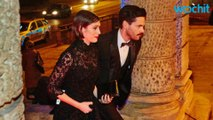 Lizzy Caplan Engaged to Tom Riley