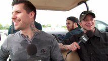 We Rode in a Golf Cart With All That Remains to See What Craziness Would Ensue