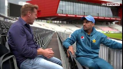 watch Wahab Riaz on Misbah ul Haq's captaincy