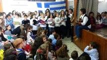 Γιορτή 17 Νοέμβρη - 54ο Δημοτικό Σχολείο Πειραιά