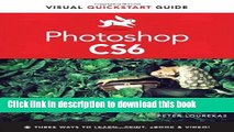 [PDF] Photoshop CS6: Visual QuickStart Guide Popular Online[PDF] Photoshop CS6: Visual QuickStart