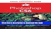 [PDF] Photoshop CS6: Visual QuickStart Guide Popular Colection[PDF] Photoshop CS6: Visual