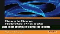 [PDF] BeagleBone Robotic Projects Full Colection[PDF] BeagleBone Robotic Projects Popular