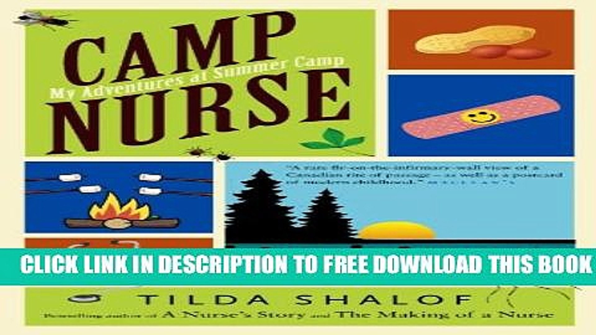 [PDF] Camp Nurse: My Adventures at Summer Camp Popular Colection