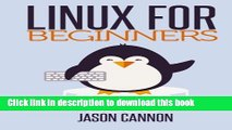 Download Linux for Beginners: An Introduction to the Linux