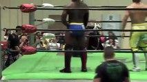 07.24.2016 Suzuki-gun (El Desperado & Yoshinobu Kanemaru) vs. ACH & Taiji Ishimori (NOAH)