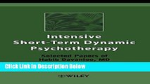 Download Intensive Short-Term Dynamic Psychotherapy: Selected Papers of Habib Davanloo, M.D.