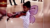 North West Cute DANCE In Party | Hollywood Asia