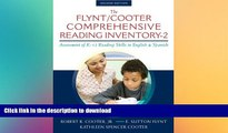 FAVORIT BOOK The Flynt/Cooter Comprehensive Reading Inventory-2: Assessment of K-12 Reading Skills