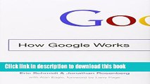 [PDF] How Google Works Popular Online[PDF] How Google Works Popular Online[PDF] How Google Works