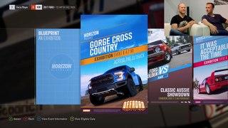 30 minuti di gameplay - nuove ambientazioni, clima dinamico e drone mode