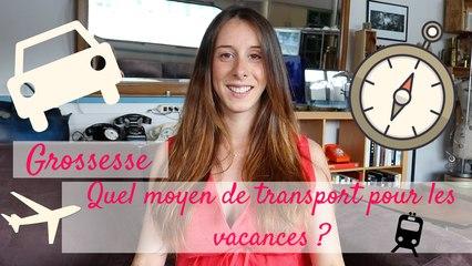 Enceinte ♡ Quel moyen de transport pendant la grossesse ?