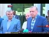 Erdoğan acı haberi açıklarken Bilal Erdoğan arkada böyle güldü
