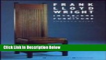 Books Frank Lloyd Wright Interiors   Furniture Free Online