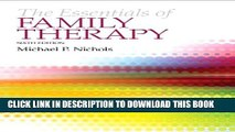 [PDF] The Essentials of Family Therapy (6th Edition) Popular Online