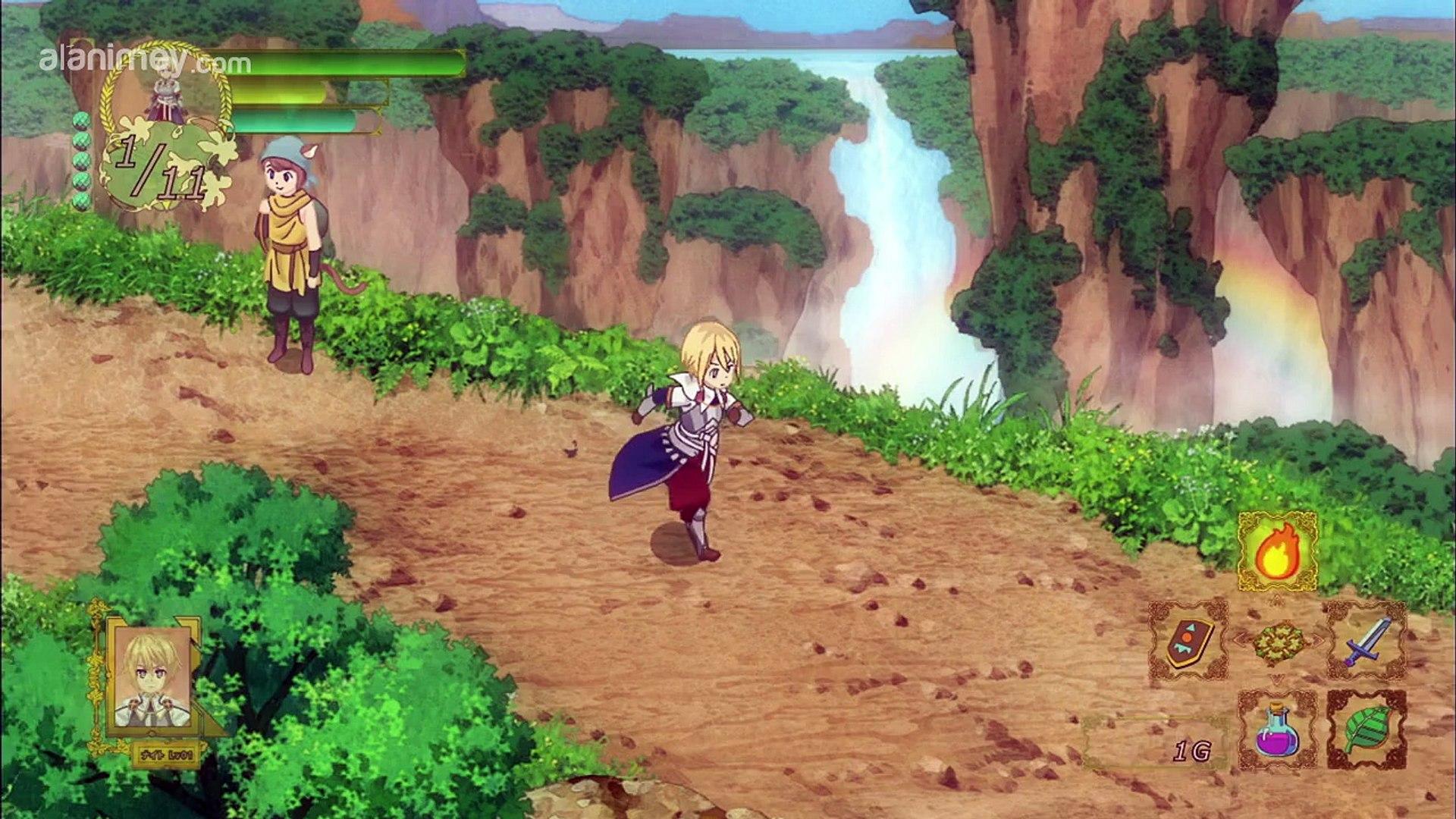 New Game! الحلقة 08 مترجم اون لاين