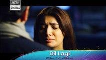 Dil Lagi Ep 23 Promo - ARY Digital Drama - Dailymotion