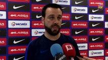FCB Hoquei: Ricard Muñoz i Marc Gual, prèvia Voltregà-FCB Lassa