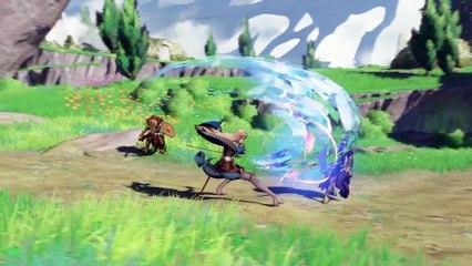 First Trailer de Granblue Fantasy Project Re: Link