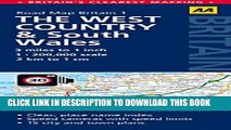 [PDF] West Country   Wales Road Map Full Colection