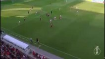 Felix Klaus Amazing Goal Tore - Kickers Offenbach 0-2 Hannover 96 - (22/8/2016)
