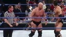 Kurt Angle vs The Undertaker vs The Rock vs Stone Cold Steve Austin - WWE SmackDown 12/7/2000 (HD)