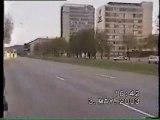 Moto Crash - Honda Cbr 929 Vs Police Auto