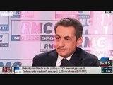 Candidat aux présidentielles 2017, Nicolas Sarkozy avait pourtant annoncé arrêter la politique