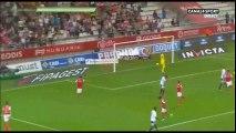 Reims vs Red Star 2-1 All Goals & Highlights HD 22.08.2016