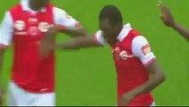 Hamari Traoré But HD - Stade de Reims 2-1 Red Star (22.8.2016) - Ligue 2