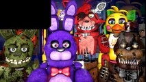 All Animatronic Voices - FNaF Sister Location - video
