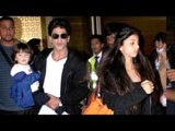 Shahrukh Khan's Beautiful Daughter Suhana Spotted At Mumbai Airport