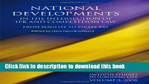 [PDF]  National Developments in the Intersection of IPR and Competition Law: From Maglite to