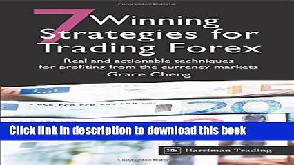 7 Winning Strategies For Trading Forex – PDF Download