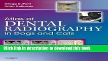Read Atlas of Dental Radiography in Dogs and Cats, 1e PDF Online