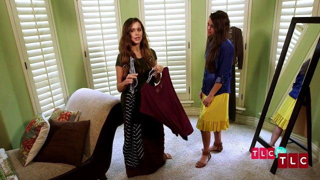 Jessa and Jinger Talk Fashion Jill & Jessa - Counting On