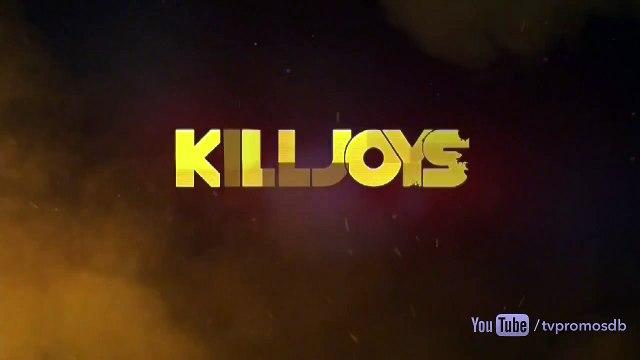 Kayfolomy   Killdzhoys \ Killjoys PROMO 5 Series Season 2 (2016) TV series Promo