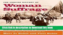 Read The Concise History of Woman Suffrage: Selections from History of Woman Suffrage, by