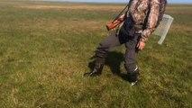Des bulles de méthane font flotter le sol en Sibérie