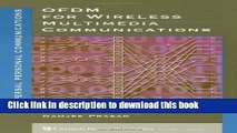 Read OFDM for Wireless Multimedia Communications (Artech House Universal Personal Communications)