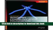 Read Microsoft Windows Communication Foundation Step by Step(07) by Sharp, John [Paperback (2007)]